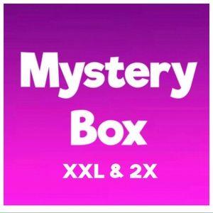 Mystery Box size XXL/2X mixture